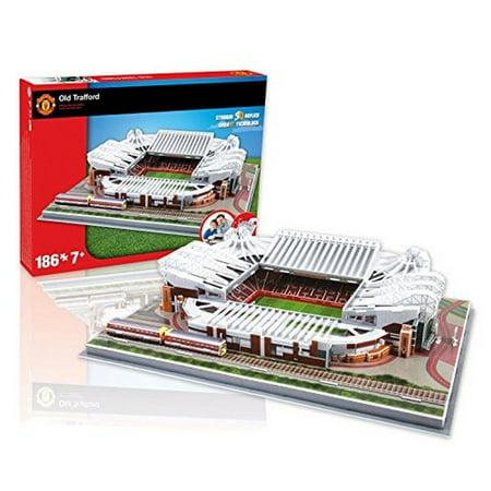 Manchester United Beanie - Nanostad Manchester United Old Trafford Stadium 3D Puzzle