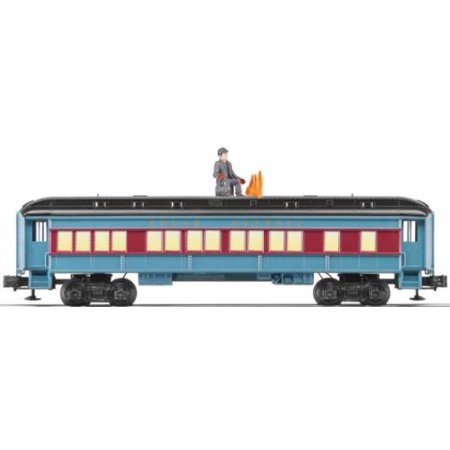 Lionel The Polar Express Disappearing HOBO Car