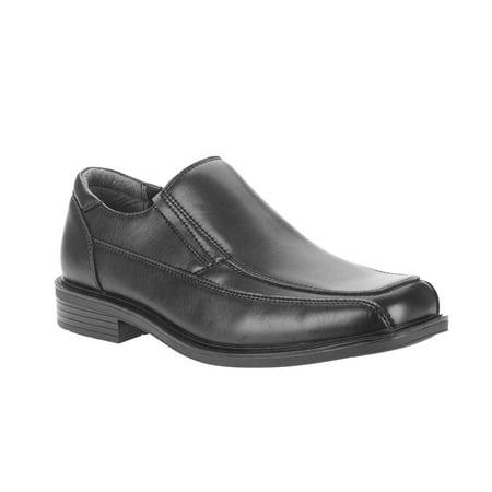 George Men's Metropolis Slip On Oxford Dress shoe (Best Made Dress Shoes)