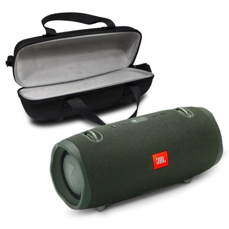 - JBL Xtreme 2 Green Bluetooth Speaker with Portable Hard Case