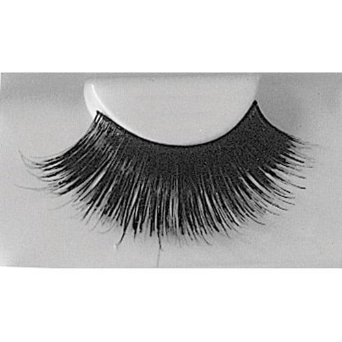 Eyelashes with Adhesive Adult Halloween Accessory