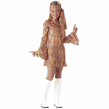 Disco Dolly Child Halloween Costume - Halloween Costumes For A Dance