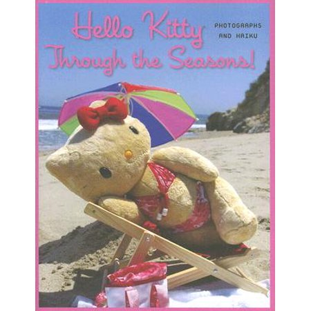 Hello Kitty Through the Seasons! - Halloween Hello Kitty Color Pages