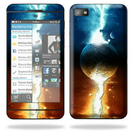 Skin Decal Wrap For Blackberry Z10 Cell Phone Sticker Sci Fi