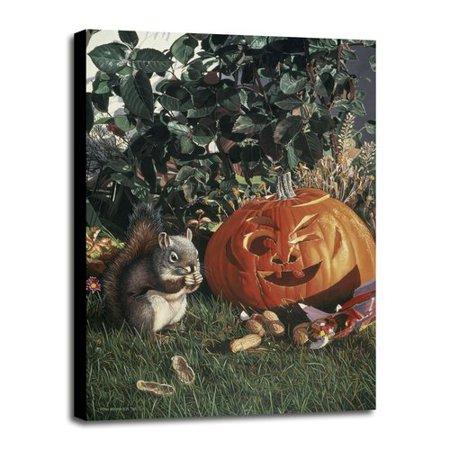 Winston Porter 'Halloween' Graphic Art Print - Winstons Dallas Halloween