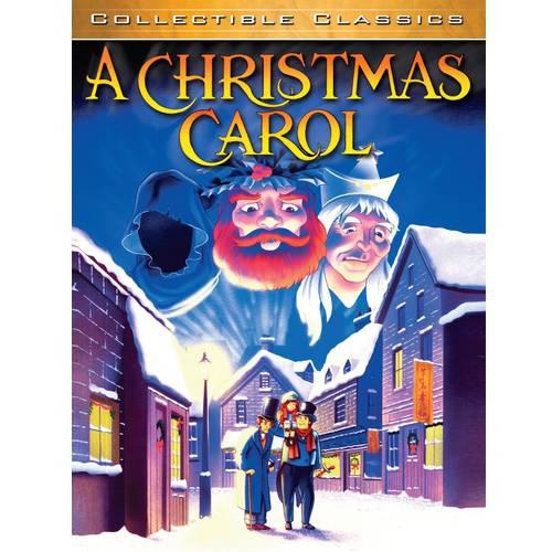 A Christmas Carol (Animated) by GOODTIMES HOME VIDEO CORP