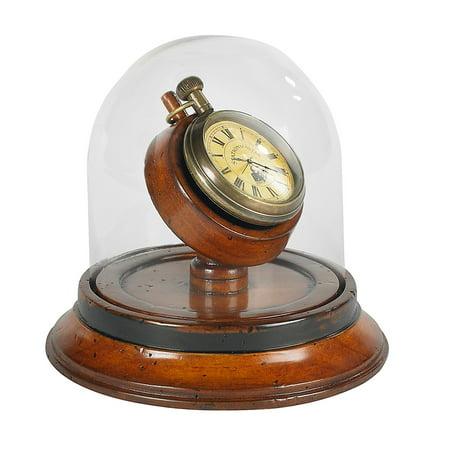 Authenic Models Victorian Dome Watch Desk Clock
