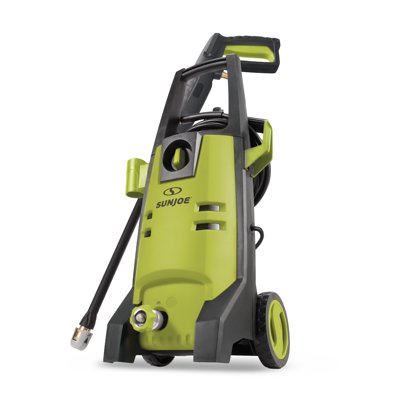 Sun Joe SPX2003 Electric Pressure Washer, 2000 PSI Max, Quick Change Lance, 3 Included Tips, Foam Cannon