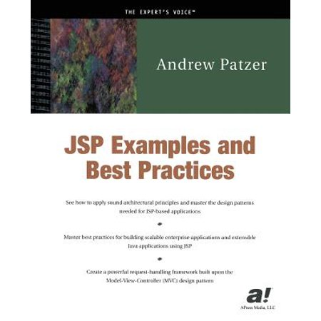 JSP Examples and Best Practices (The Best Responsive Web Design Examples And Resources)