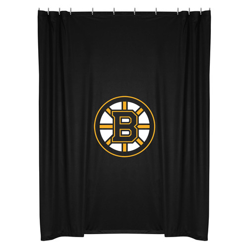 Sports Coverage NHL Shower Curtain