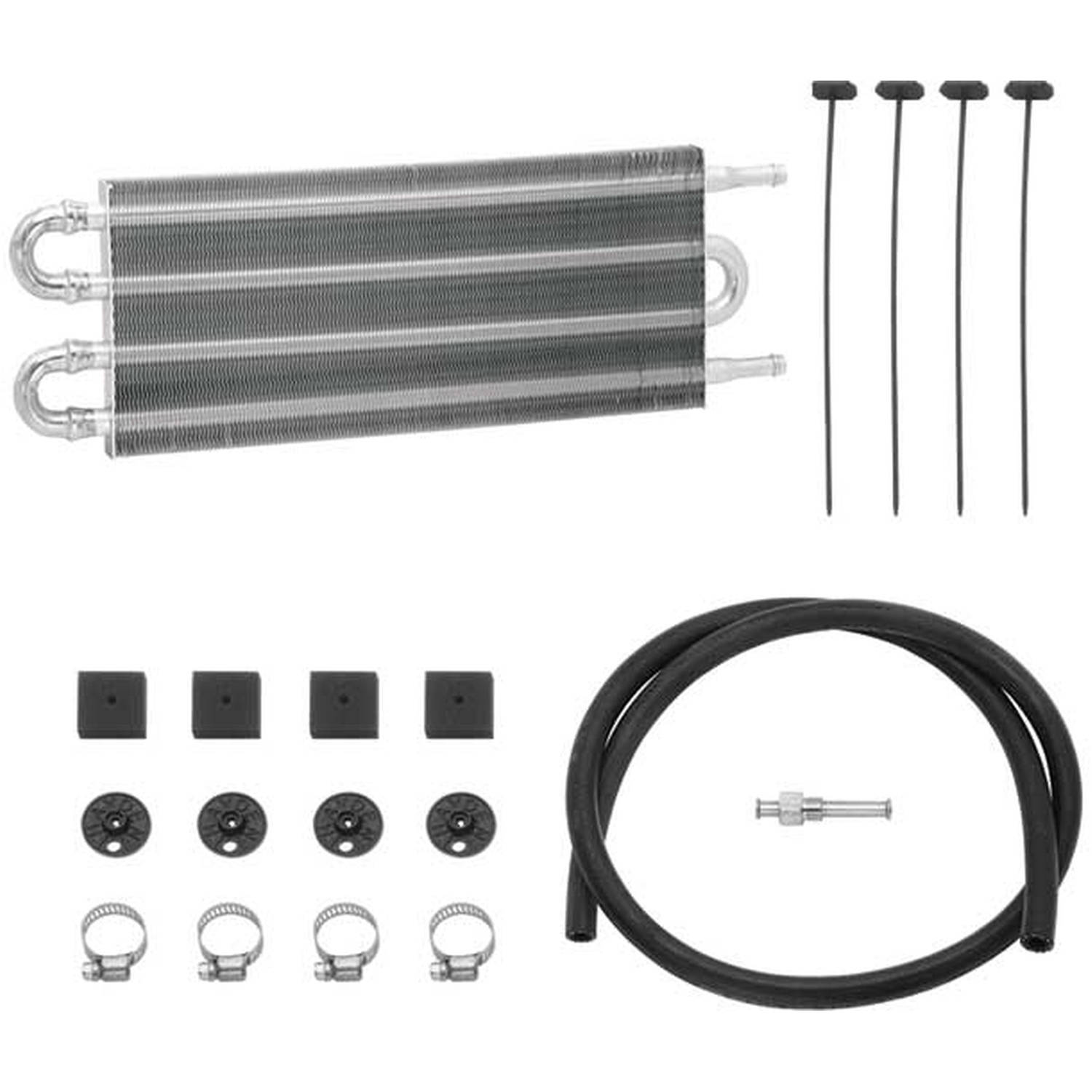 Medium Duty Trans Cooler -2,000Lb Replacement Auto Part, Easy to Install
