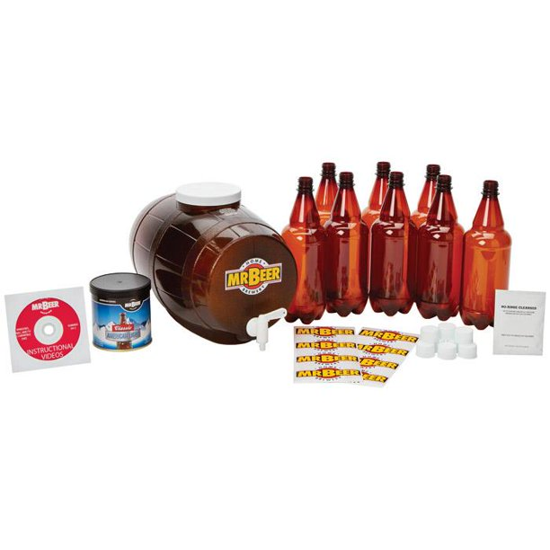 Mr. Beer Premium Edition Home Microbrewery Kit
