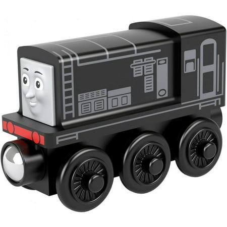 Take Along Thomas Diesel (Thomas & Friends Wood Diesel Wooden Tank Engine)