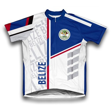 Belize ScudoPro Short Sleeve Cycling Jersey  for Men - Size XS ()