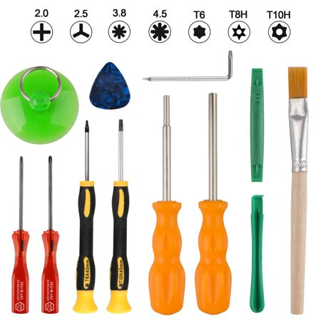 Full Triwing Screwdriver Set Game Repair Kit for Nintendo Switch/Wii/SNES Xbox 360