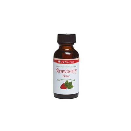 Strawberry LorAnn Hard Candy Flavoring Oil 1 oz