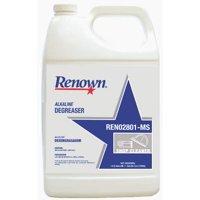 RENOWN® ALKAL NON-BUTYL CLEANER/DEGREASER, GALLON per 2 Gallon