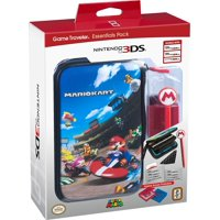 Rds Industries Nintendo 3ds Mariokart Essentials Kit
