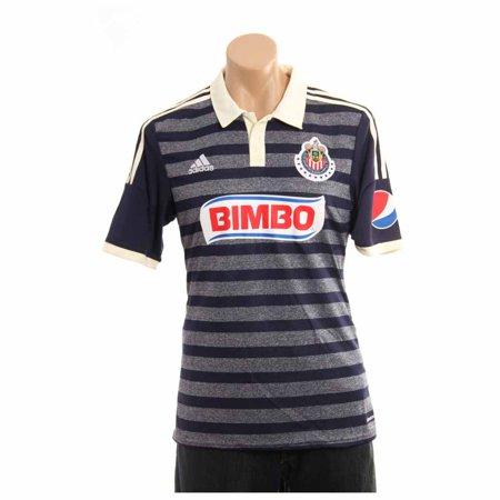 brand new 8608e 9101c adidas Chivas Guadalajara Away Jersey - Walmart.com