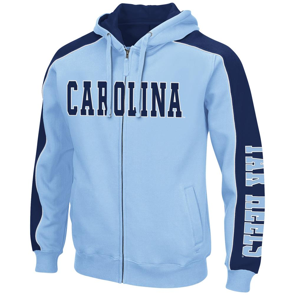 Thriller II Full-Zip North Carolina Tarheels UNC Hoodie