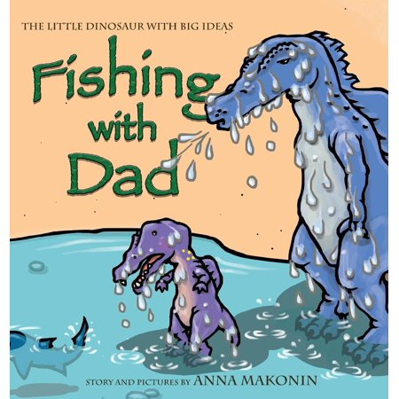 Fishing with Dad : The Little Dinosaur with Big Ideas](Dinosaur Snack Ideas)