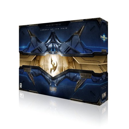 Starcraft II : Legacy Of The Void (COLLECTOR'S EDITION) PC GAME - WINDOWS &