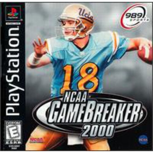 Image of Ncaa Gamebreaker 2000: Playstation 1