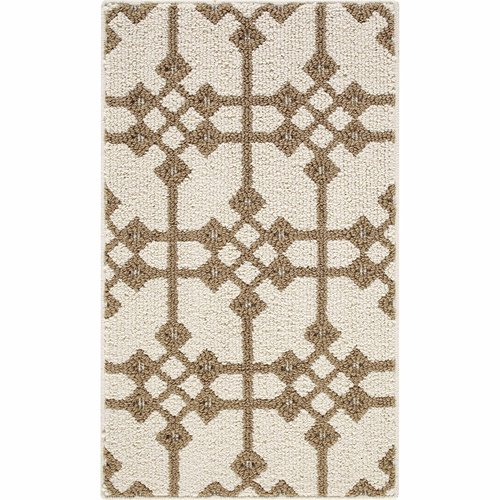 Mainstays Abstract Neutral Colored Tufted Area Rugs or Runner, Multiple Sizes
