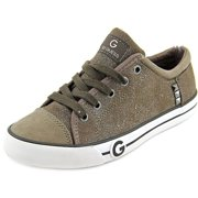 G By Guess Oona2 Women Round Toe Canvas Gray Sneakers