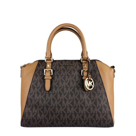 10afbff261 Michael Kors - Michael Kors Ciara Large Top Zip Satchel Crossbody ...