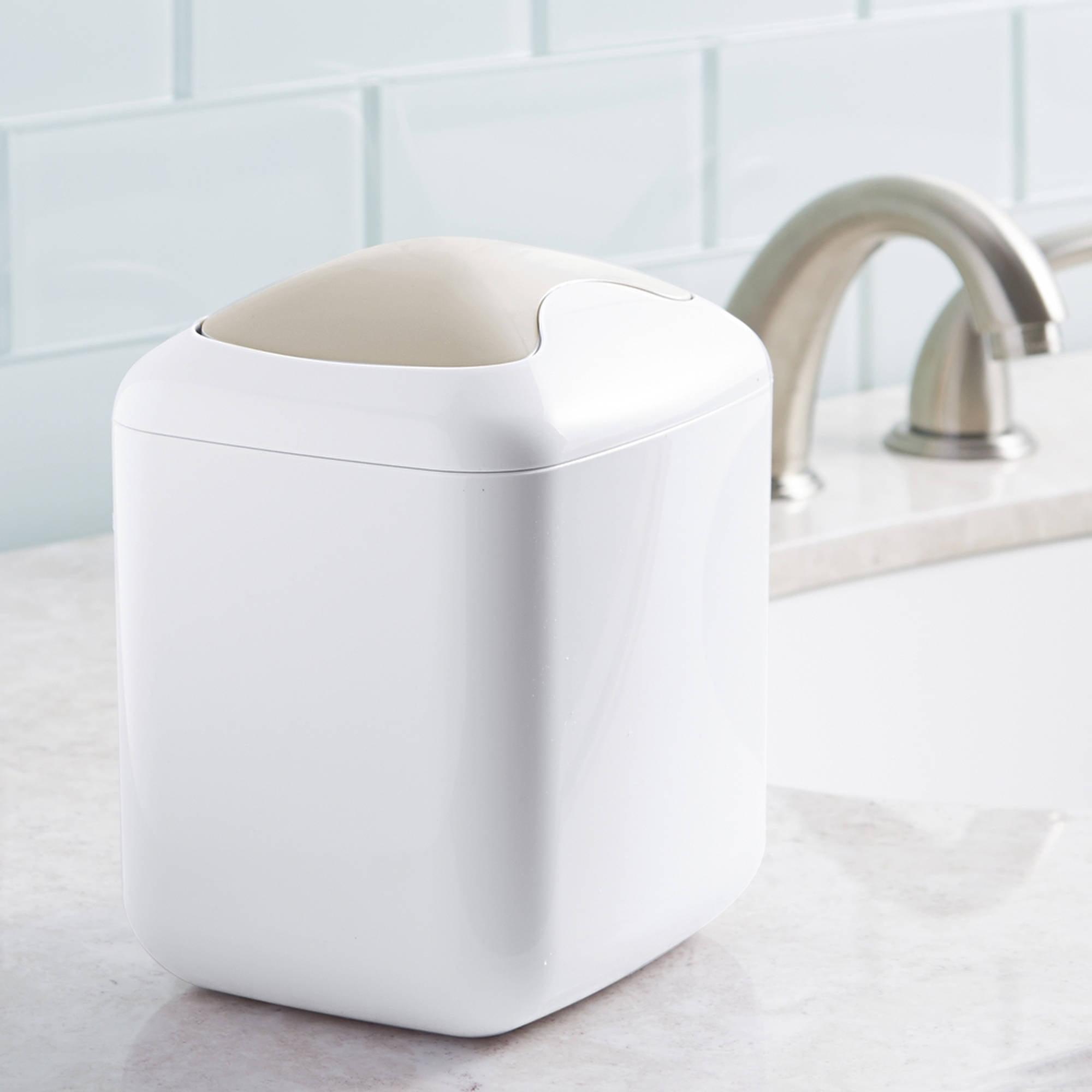 Bathroom trash can ideas