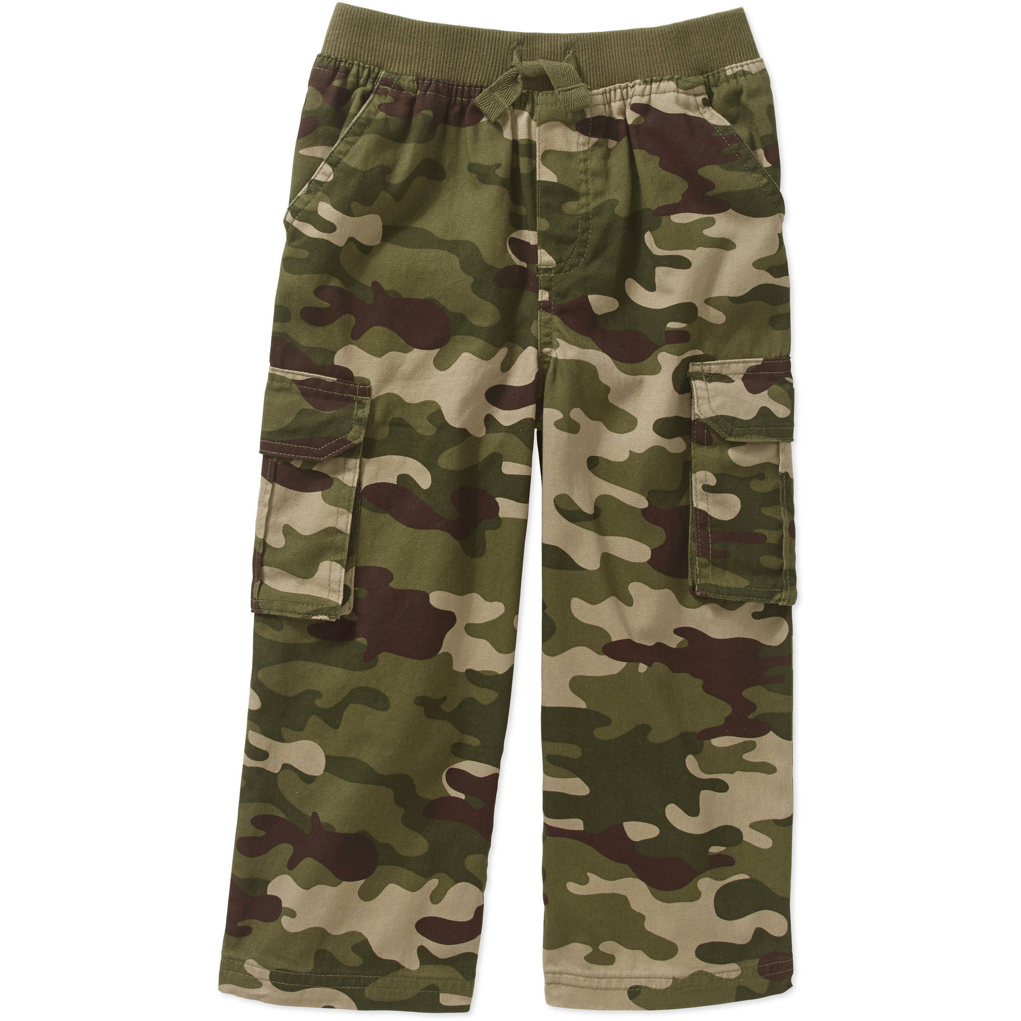 Garanimals Baby Toddler Boys Printed Twill Cargo Pants