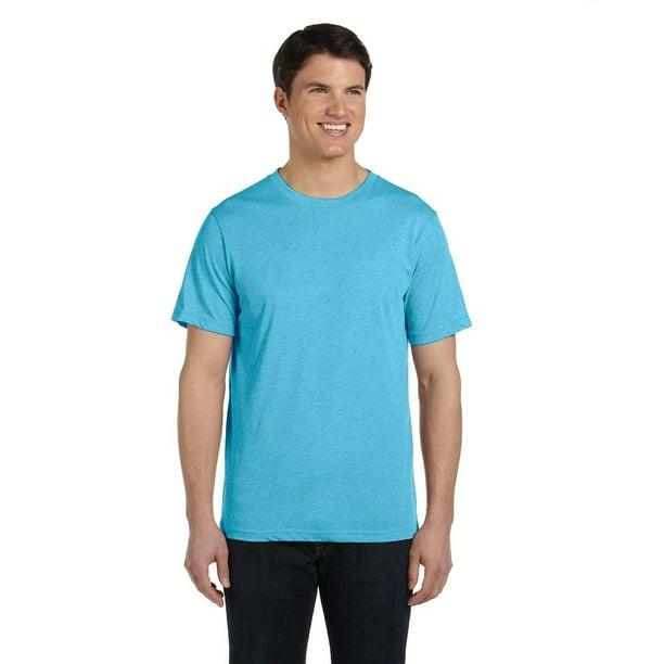 BELLA+CANVAS Youth Triblend Short Sleeve Tee Boys Girls T-Shirt Very Soft Comfy