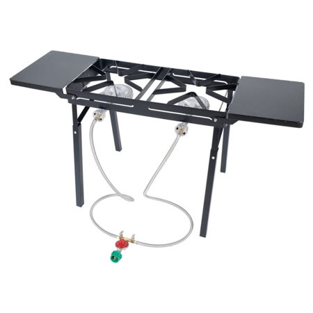 Bayou Classic Dual Burner Outdoor Patio Stove ()