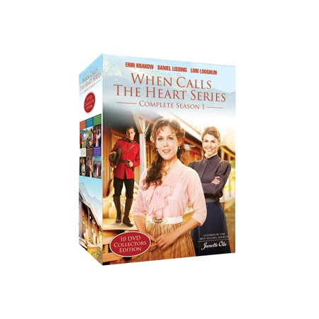 When Calls the Heart Complete Season 1 (Other) (A Town Called Eureka Complete Box Set)