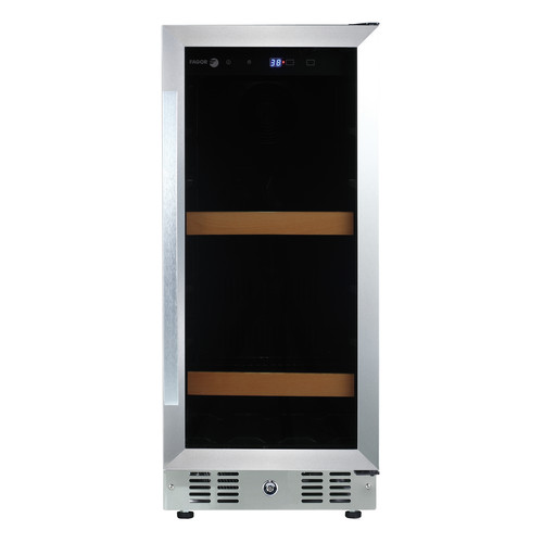 Fagor 3 Bottle Single Zone Convertible Wine Cooler