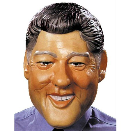 Costumes For All Occasions Tf60029 Clinton Mask](Clinton's Halloween)