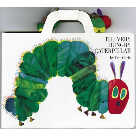 The Very Hungry Caterpillar Giant Board Book and Plush Package [With Plush] (Giant Board Book) (Board Book)