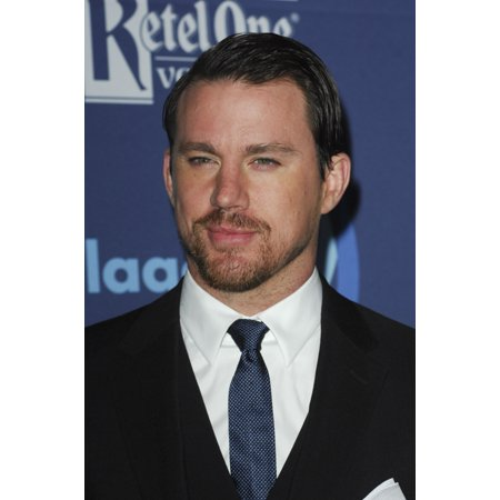 Channing Tatum At Arrivals For 26Th Annual Glaad Media Awards 2015 Canvas Art     16 X 20