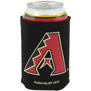 Arizona Diamondbacks Collapsible Can Cooler - Black - No Size