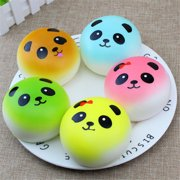 Reliever Toy,Cute Bread Squishy Slow Rising Cream Scented Decompression Toys Decoration