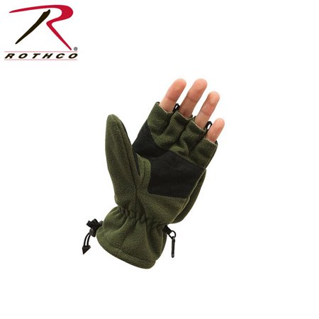 Fleece Sniper Fingerless - Ladies Fleece Fingerless Glove