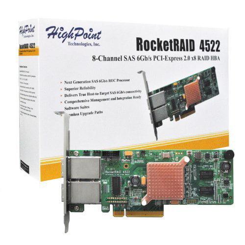 Highpoint Tech RR4522 Sas 6gbs Roc Hba