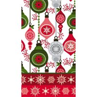 Paper Guest Towel, 15 count, Merry Christmas