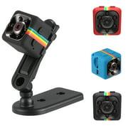 1pcs Mini Camera HD 1080P Sensor Night Vision Camcorder Motion DVR Micro Camera Sport DV Video Small Camera Cam SQ 11