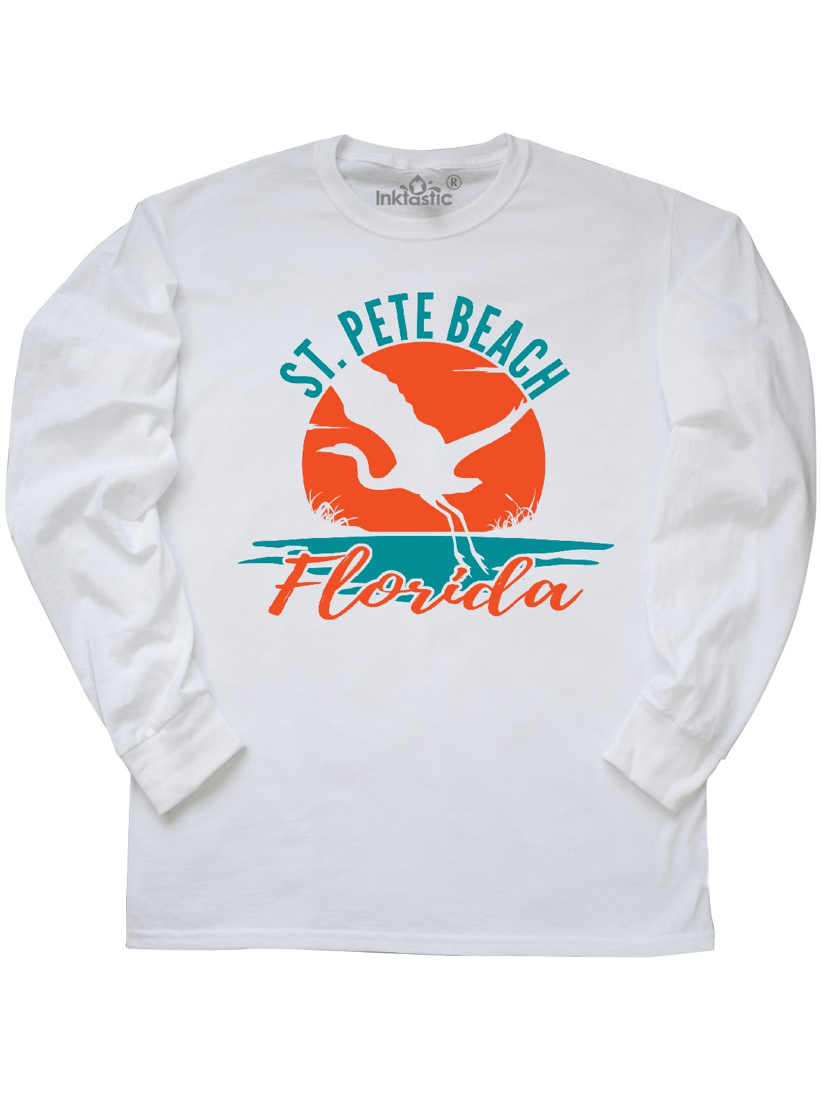 inktastic St Pete Beach Florida Sunset Baby T-Shirt
