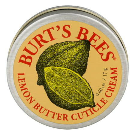 Burt's Bees Lemon Butter Cuticle Cream, 0.6 OZ