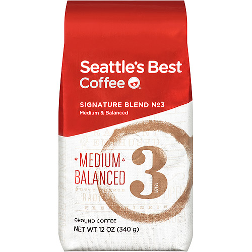 Seattle's Best Coffee Level 3 Ground 12oz