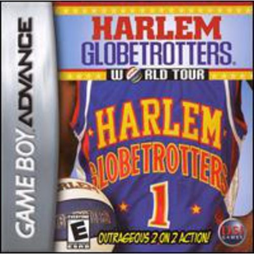Harlem Globetrotters World Tour GBA