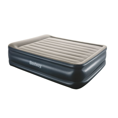 Bestway - Tritech Airbed 22 Inch with Built-in AC Pump,